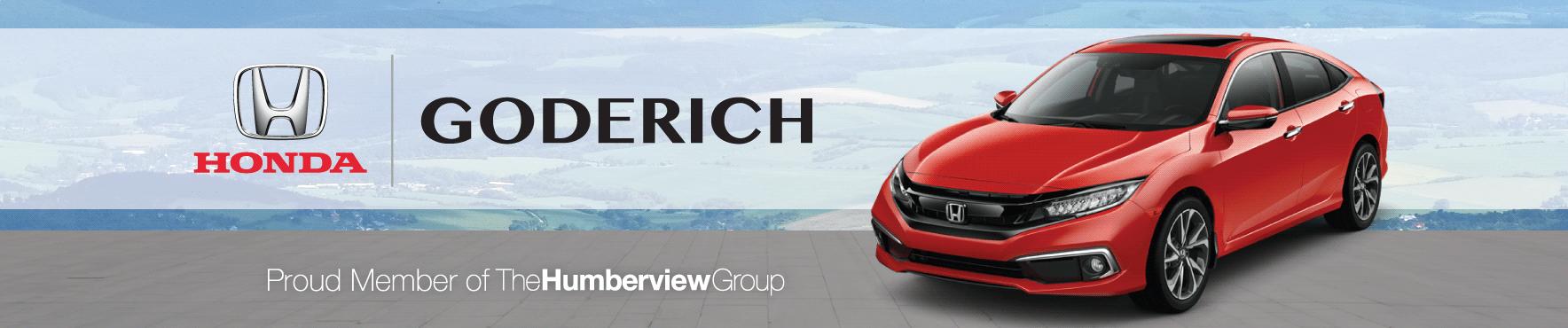 Goderich Honda - About Us