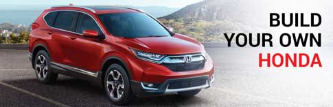 Honda Build & Price