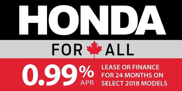 Honda For All February special - mobile slider
