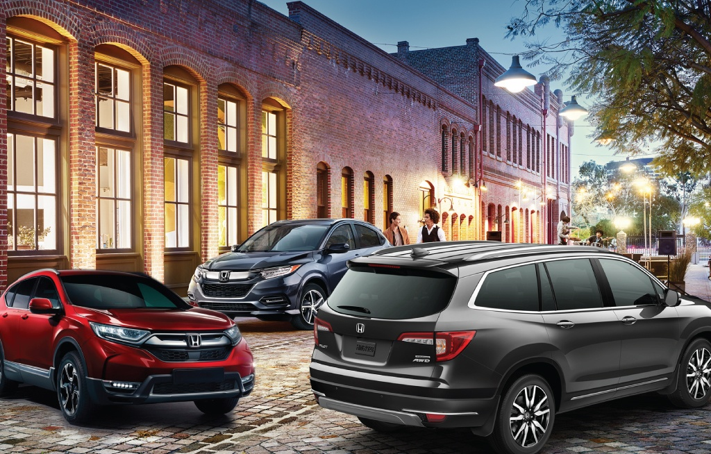 Honda SUV Buying Guide CR-V vs Pilot vs Passport
