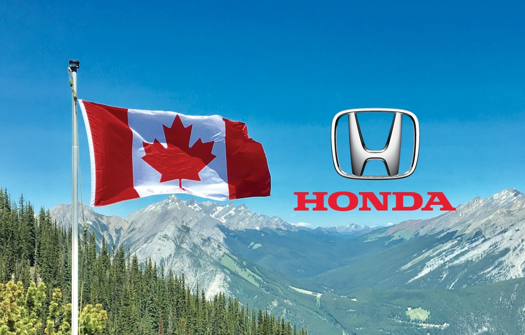 When Honda Arrived In Canada - Goderich Honda