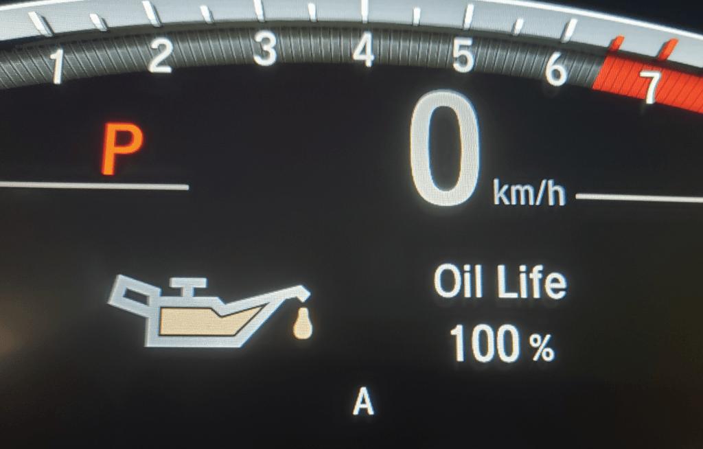 Oil Life Sensor Honda - Goderich Honda