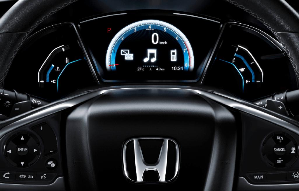 How to reset oil life on Honda - Orangeville Honda