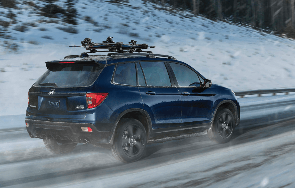 Tips on Getting Your Honda Ready for a Canadian Winter
