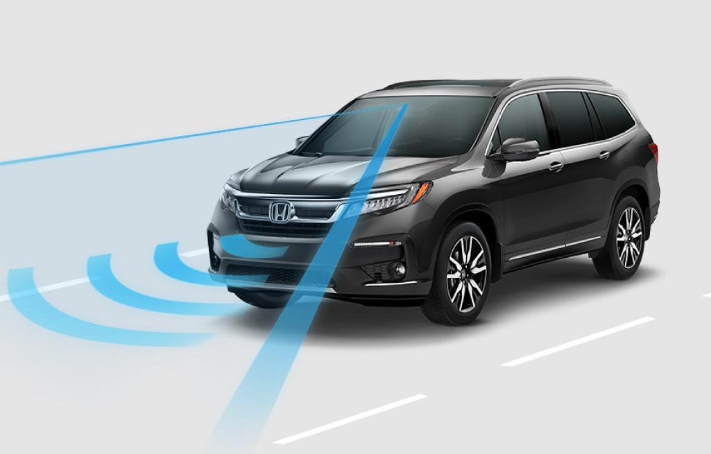 Driving Safe with Honda SENSING