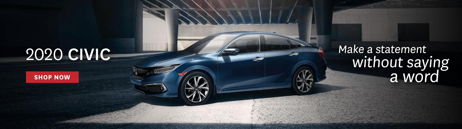 2020 Civic - Goderich Honda