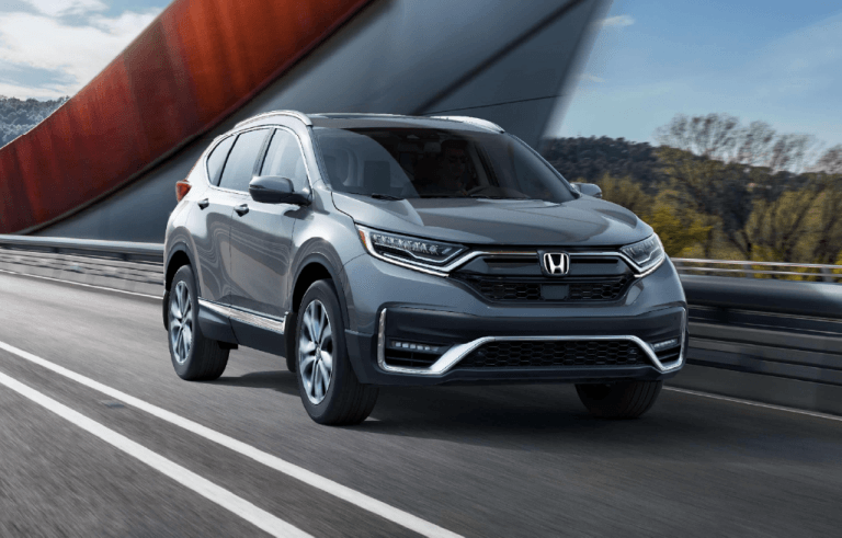 The Fun, Compact and Eco-Friendly 2020 Honda CR-V