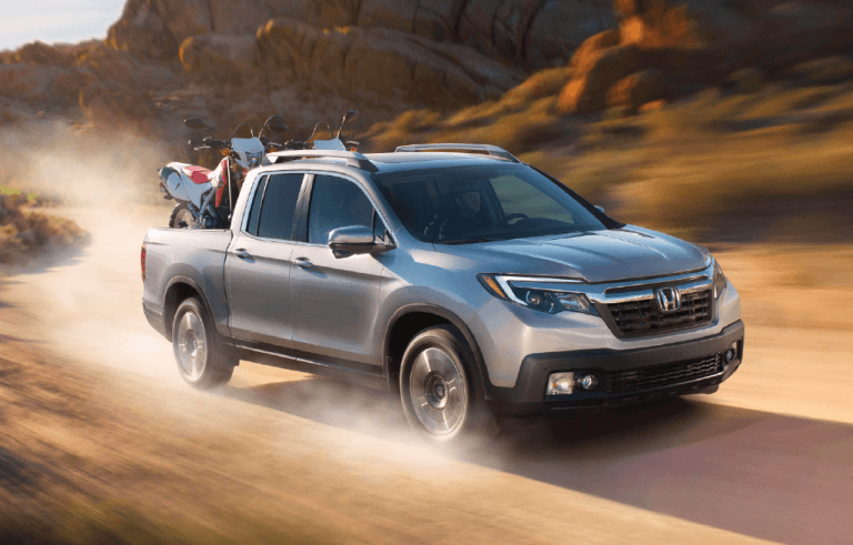 The Stylish and Capable 2020 Honda Ridgeline