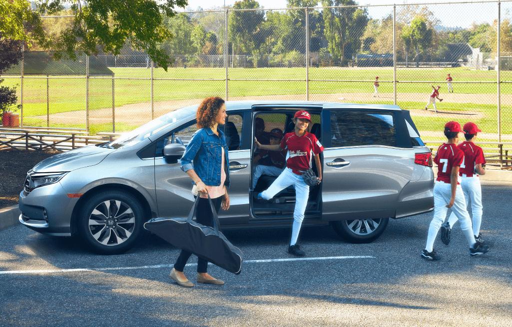 The Family-Ready 2021 Honda Odyssey