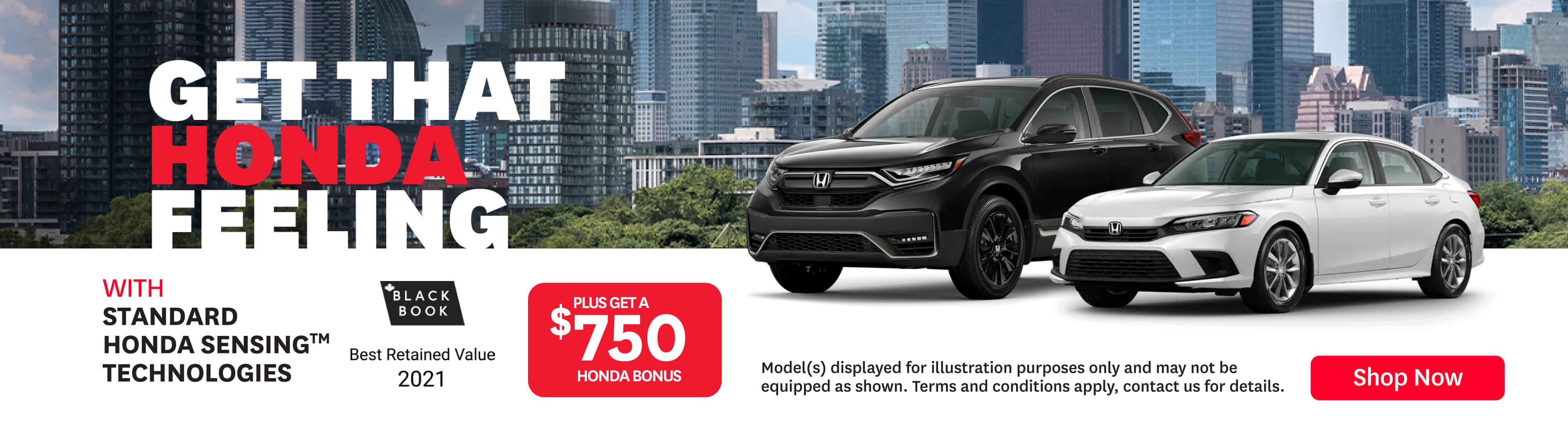 Honda Promotion - Goderich