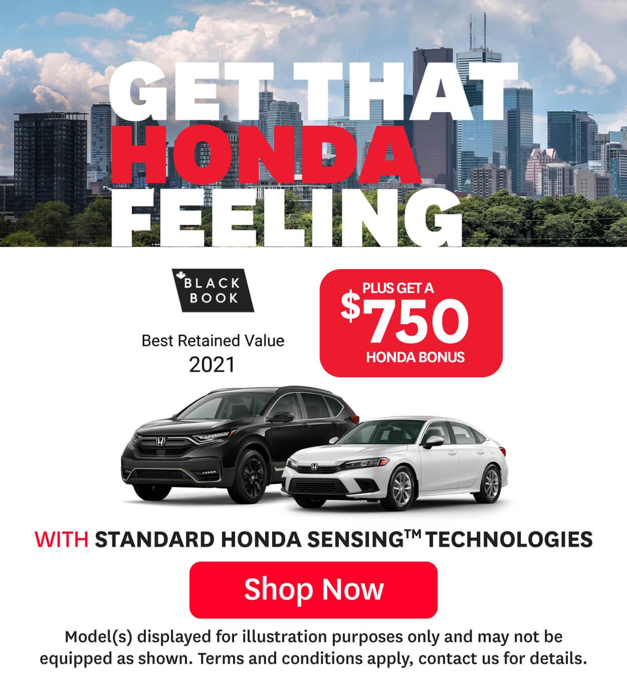 Honda Promotion Goderich